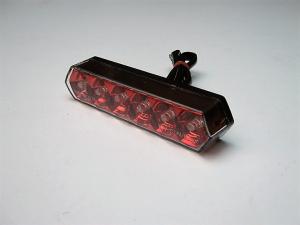 FANALE POSTERIORE a LED - ROSSO per MOTO