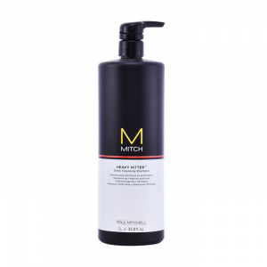 Paul Mitchell Mitch Heavy Hitter Deep Cleansing Shampoo 1000ml