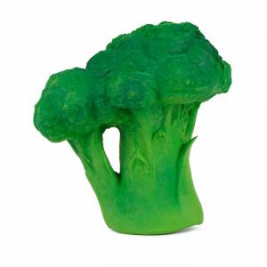 Gioco da mordere per Dentizione Oli & Carol BRUCY il Broccolo