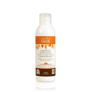Shampoo Doposole Ecobio con Fico d'India Siciliano, Officina Naturae