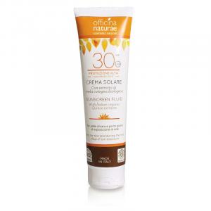 Crema solare Eco Bio Protezione Alta, Officina Naturae