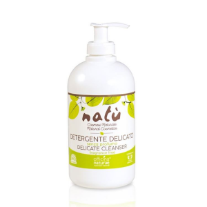 Detergente Delicato Natù con Dispenser, Officina Naturae, 500 ml