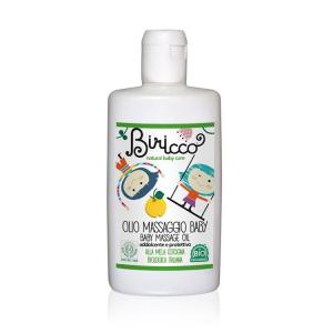 Olio massaggio neonato, Biricco Officina Naturae, 250 ml