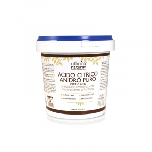 Acido citrico - Anido Puro Officina Naturae