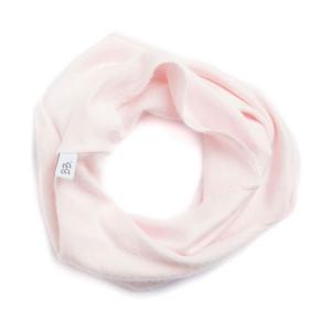 Sciarpa scaldacollo neonata Bamboom Rosa