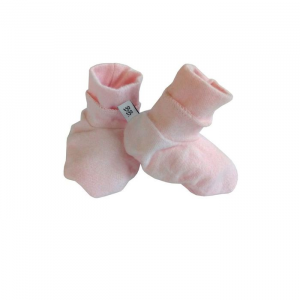 Scarpette babbucce neonata Bamboom Colore Rosa