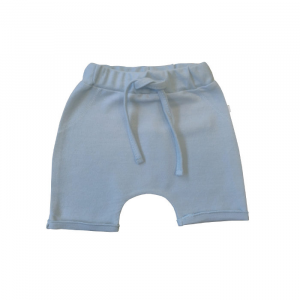 Pantaloncino corto neonato Bamboom 3 MESI AZZURRO