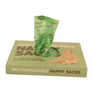 Sacchetti biodegradabili Neutri per pannolini, Beaming Baby