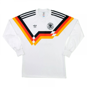 1990-92 GERMANIA MAGLIA HOME M (Top)