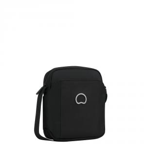 Delsey - Picpus - Mini borsa verticale 1 scomparto nero cod. 3354112