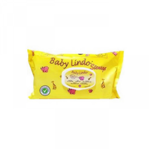 Baby Lindo Pop Up Wipes 200ud