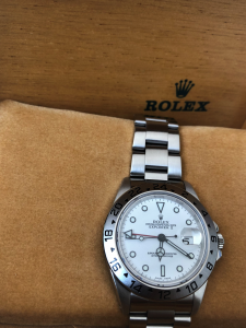 Orologio secondo polso Rolex Explorer II