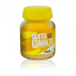 Katai Nails Acetona Nail Polish Remover Fruity Dips Banana 75ml