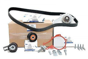 KIT DISTRIBUZIONE + POMPA ACQUA ORIGINALE FORD FOCUS FIESTA C MAX 1.5 1.6 TDCI
