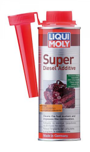 ADDITIVO LIQUI MOLY SUPER DIESEL 250 ML