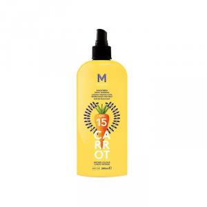 Mediterraneo Sun Carrot Sunscreen Dark Tanning Spf15 200ml