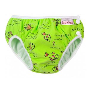 Costume contenitivo neonato bambino Green Fish Imse Vimse