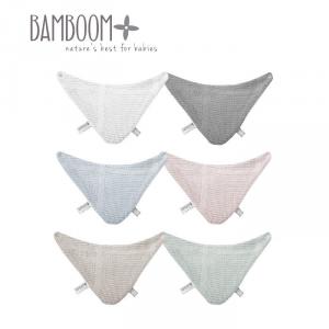 Bavaglino triangolare bandana per neonato New Vintage Bamboom