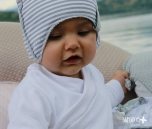 Cappellino cuffietta per bambino Bamboom baa60a4f81a3