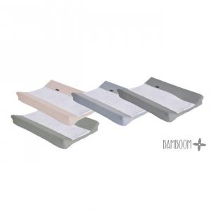 Coprifasciatoio Cambio Cover Soft Stone Bamboom