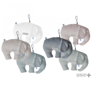 Gioco cuscino decorativo Elefante New Vintage Bamboom