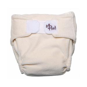 Pannolini lavabili PSS! Mod. Nature 100% cotone biologico Made in Italy