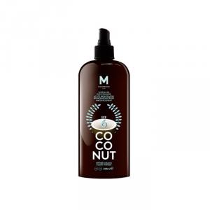 Mediterraneo Sun Coconut Suntan Oil Dark Tanning Spf6 200ml