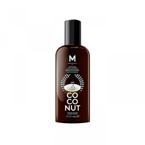 Mediterraneo Sun Coconut Suntan Oil Dark Tanning Spf6 100ml