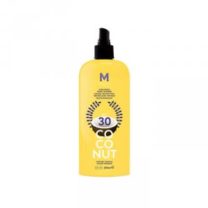 Mediterraneo Sun Coconut Sunscreen Dark Tanning Spf30 200ml