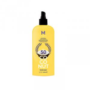 Mediterraneo Sun Coconut Sunscreen Dark Tanning Spf50 200ml