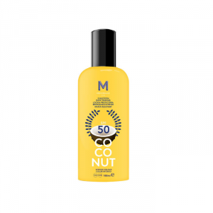 Mediterraneo Sun Coconut Sunscreen Dark Tanning Spf50 100ml