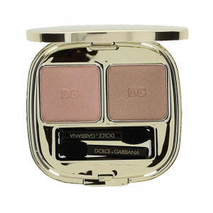Dolce And Gabbana The Eyeshadow Colour Duo 80 Cinnamon