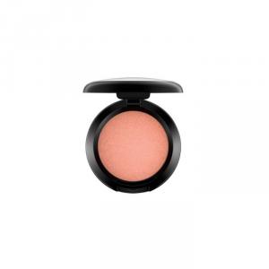 Mac Sheertone Shimmer Powder Blush Ambering Rose 6g