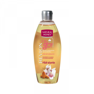 Natural Honey Oil And Go Moisturizing Body Oil 300ml