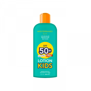 Mediterraneo Sun Kids Lotion Suntan Lotion Spf50 200ml