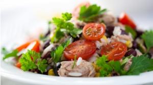 Insalata di riso al sapore di mare (8 persone)