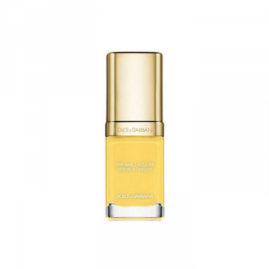 Dolce And Gabbana The Nail Lacquer Intense Nail Lacquer 705 Lemon