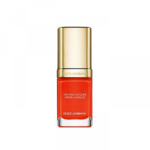 Dolce And Gabbana The Nail Lacquer Intense Nail Lacquer 608 Orange
