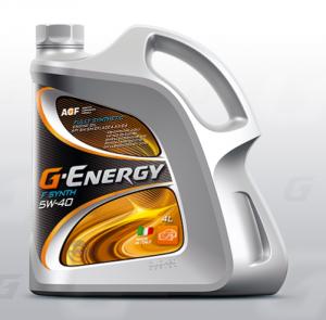 Olio motore - sintetico -G-ENERGY 5W 40- 4 Litri