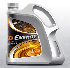 Olio motore - sintetico -G-ENERGY 10W 40- 4 Litri