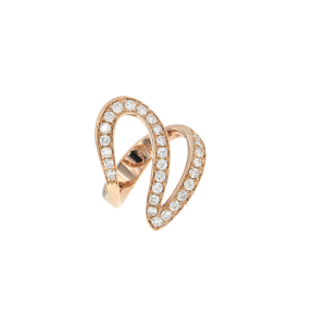 Anello in oro 18k e diamanti
