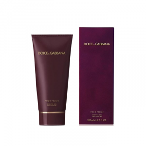 Dolce And Gabbana Pour Femme Shower Gel 200ml