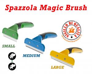 Spazzola Ferribiella Magic Brush - Tre Misure