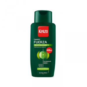 Kerzo Revitalizing Force Shampoo 400ml