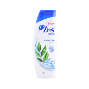 H&S Tea Tree Fresh Antiforfora Shampoo 400ml