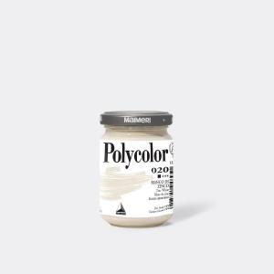 Colore MAIMERI POLYCOLOR 140ML BIANCO DI ZINCO per dipingere
