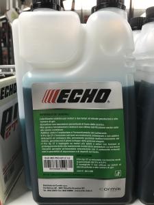 Olio Echo Miscela Sintetico 100% PRO UP 2T (100ml - 1L - 5L)