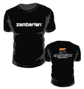 TSHIRT ZAMBERLAN® - Black