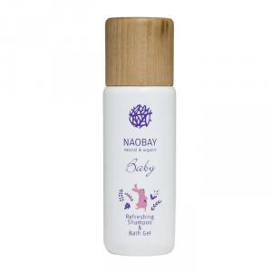 Naobay Baby Refreshing Shampoo & Bath Gel 200ml