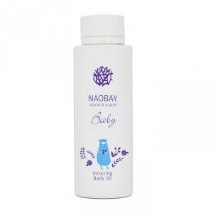 Naobay Baby Relaxing Body Oil 200ml